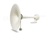 Marco PW3 Marine Horn White_