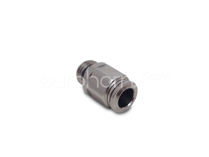 8mm M12x1.5 straight coupling (EU)