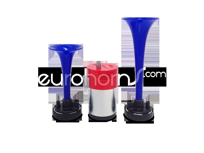 Fiamm Blue Horn Set 12v