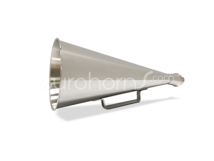Nickel Plated Call Horn