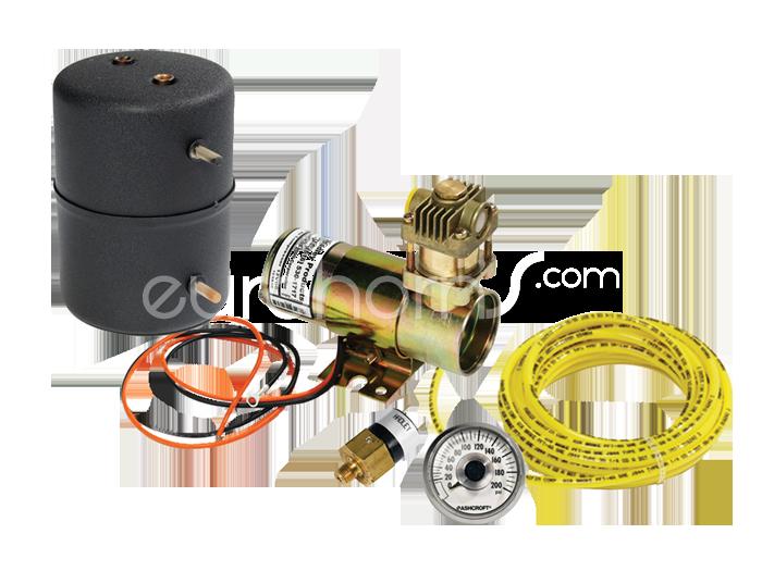 Air Compressor Kit 24v